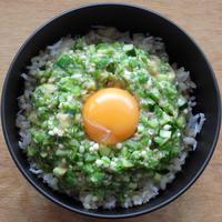 オクラなめろう丼 - ツジメシ。プロダクトデザイナー、ときどき料理人