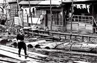 <東京の水辺>1959年江東区 - 藤居正明の東京漫歩景