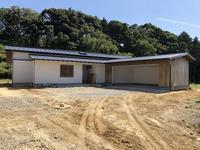 """平屋建て """" FUKUROI・FOREST HOUSE """" 間もなく完成! - 篤噺しー村松篤設計事務所の所長のブログ"""