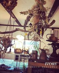 〜8月12日は雪boloパンの日〜♬ -  Flower and cafe 花空間 ivory (アイボリー)