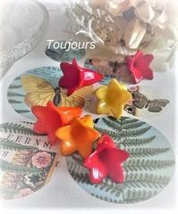 フラワービーズ - Bijoux  du  Bonheur ~ビジュー ドゥ ボヌール~