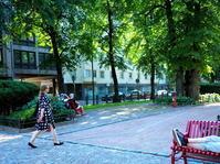 ホテルに到着しました @Helsinki - pineのあしおと