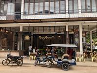 【カンボジア旅行】オールドマーケット隣のおしゃれカフェFifty5 Kitchen & Bar@シェムリアップ - ☆M's bangkok life diary☆