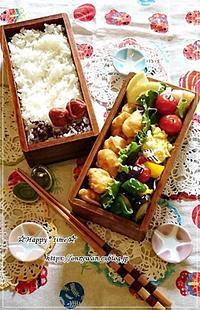 からあげ弁当と今夜はお好み焼きでおうち呑み♪ - ☆Happy time☆
