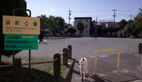 Vol.1371 浜町公園 - 小太郎の白っぽい世界