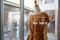 """2018 Summer Style New for Sale!... 8/4sat"" - SHOP ◆ The Spiralという館~カフェとインポート雑貨のある次世代型セレクトショップ~"