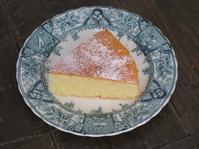<イギリス・菓子レシピ> サンド・ケーキ【Sand Cake】 - イギリスの食、イギリスの料理&菓子