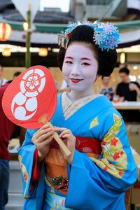 祇園祭2018宵々山ビアガーデン - 花景色-K.W.C. PhotoBlog