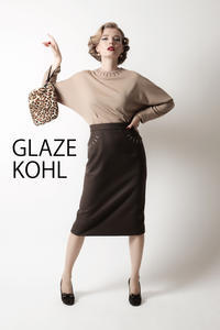 GLAZE KOHL- FIRST COLLECTION- VOL.2 - NUTTY BLOG