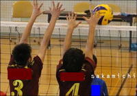 遠征試合 - sakamichi