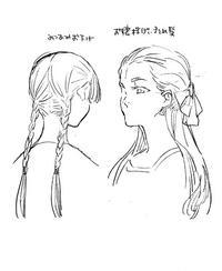 八重の髪型 - 山田南平Blog