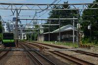東京鉄道遺産16 原宿駅宮廷ホーム - kenのデジカメライフ