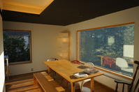 僕の仕事『リビング』 - 函館の建築家 『北崎 賢』日々の遊びと仕事