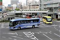 神戸から大河ドラマ「西郷どん」の街鹿児島へ、猛暑に輝く街暑さを吹き飛ばして快適な魅力ある街鹿児島、スカイマークも素敵だ - 藤田八束の日記