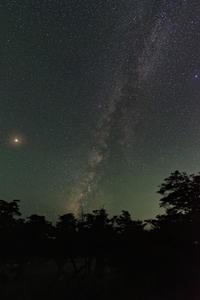 天の川 ~新月の正木峠 - katsuのヘタッピ風景
