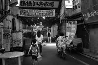 鶴橋スナップ(2) - 父ちゃん坊やの普通の写真その3