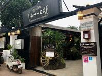 【カンボジア旅行】カジュアルな雰囲気のフランス料理店L'Annexe French Restaurant Siamreap@シェムリアップ - ☆M's bangkok life diary☆