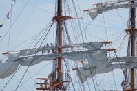総帆展帆作業Vol.2 - 今日の空+α2