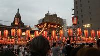 8月4日 築地本願寺 盆踊り - pirokon散歩
