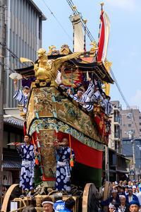 祇園祭2018前祭山鉾巡行 - 花景色-K.W.C. PhotoBlog
