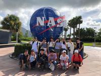 2018フロリダホームステイ⑤ケネディスペースセンター - 和歌山YMCA blog