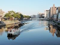The Shinmachi River|新町川 - 旅年譜  Chronological Record of Junya Nakai's travel