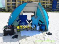 この夏も、ビーチでバケーション2-Panama City Beach, FL - アメリカ南部の風にふかれて