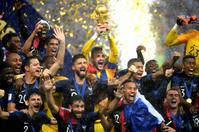 フランスサッカー 恥辱から栄光へ - 中華 状元への道