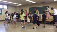 夏休みサンバ体験教室、JCOMデイリーニュースで紹介されます - Nao Bailador