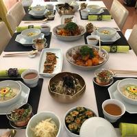 2018年7月の韓国料理 - 美味しい韓国 美味しいタイ@玄千枝クッキングサロン