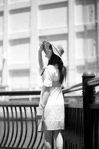 残像の記憶 - 一恵 - - K.Sat写真の目線