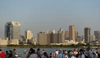 第30回なにわ淀川花火大会 - 写真と空と自転車と