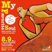 8.9今週木曜日は #MyFavoriteSoul - Jazz Maffia BLOG