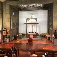 カソリック豊島教会-アントニン・レーモンドの初期作品 - BLOWIN' IN THE WIND