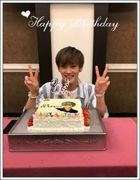 JH 32 BIRTHDAY DINNER SHOW - ひとりあそび