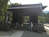 駒ヶ根の光前寺 - 散歩ガイド