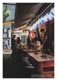 外飲み - ♉ mototaurus photography