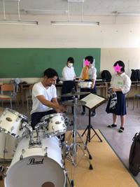 2018/8/5「高校出張レッスン」 - スタッフブログ^_^
