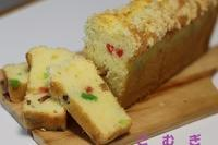 クランブルパウンドケーキ - パン・お菓子教室 「こ む ぎ」