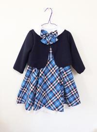 つるちゃん、入学式ドレス&ボレロ - Living from day  to day