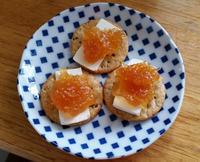 レモンジャムとクリームチーズ - アデレードの片隅で2