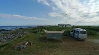 奥尻島10日うに丸公園49日目 - 空の旅人