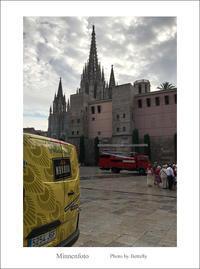サンタ・エウラリア大聖堂まであと僅か - Minnenfoto