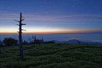 夜明けの大台ケ原 - katsuのヘタッピ風景