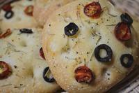 今日はフォカッチャを焼きました☺️ - パン作りの記録