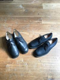 80's West Germany Officer Shoes - DIGUPPER BLOG