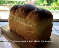 パンと鱧とダーティジャック - 森の中でパンを楽しむ