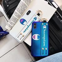 チャンピオン CHAMPION iPhonex xsケース 背面ガラス アイホン8/7カバー 鏡面効果 アイテム一覧 - ブランドスマホケースbilikabaのブログ