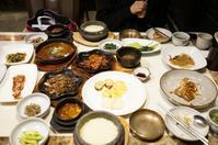 2017年10月 カフェとライブと美味しいモノ in SEOUL vol.6 ~栄養満点韓定食 「カンヌンイェンナルチッ」 - 晴れた朝には 改