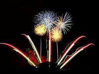 今年も花火写真を撮るぞ!♪火花の華が咲いた!♪・・・足利花火大会2018(2) - 『私のデジタル写真眼』